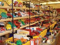vintage toy trucks, www.toytrucker.com